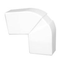 Angle pla Canal 32x16 blanc