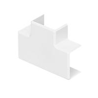 Derivación para canal 40x12,5 blanco