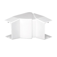 Angle interior variable per canal 40x12,5 blanc