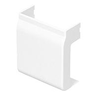 Adaptador lateral de la sèrie 3700 per canal 40x12,5 blanc