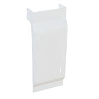 Adaptador lateral Sèrie 3700 per canal sòcol 110X20 blanc
