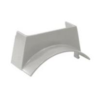 Adaptador Canales de Suelo 50x12 y 40x12 gris