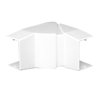 Angle Interior variable per canal 75x20 blanc
