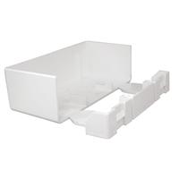 Topall per canal 90x50 blanc