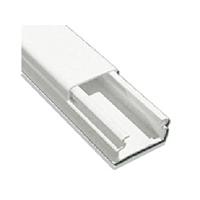 Canal 20x12,5 cinta autoadhesiva blanco