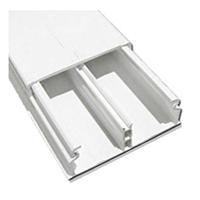 Canal 40x12,5 cinta autoadhesiva blanc