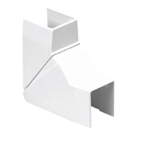 Angle interior variable Canal 60x40 blanc