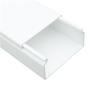 Canal 80x40 blanc