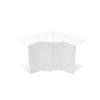 Angle interior variable Canal 100x60 blanc
