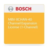 Licencia de expansión de canal para software BVMS 5.5.