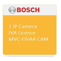 Licencia de análisis de video IVA 4.x para1 canal cámara IP o Autodomo