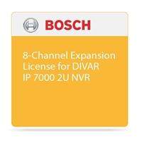 Licencia software Divar IP ampliación de 8 canales