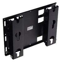 Soporte acero inclinable +- 20º pared para monitores < 35Kg