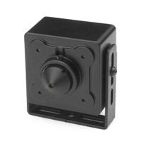 Càmera HDCVI mini pin-hole 3.6mm 1Mp 720P DN WDR amb audio