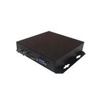 Conversor de Vídeo HDCVI a HDMI VGA CVBS 3xBNC 1xVGA 1xHDMI