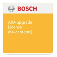 Licencia Ampliación 64 canales sist AIO y DIVAR IP 6000