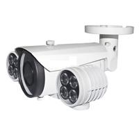 Cámara bullet HDCVI 4EN1 1080P Doble foco LED IR100m VF 6-50mm IP66 DN DWDR ICR