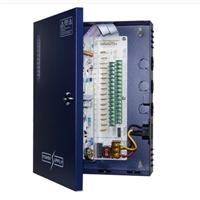 Fuente Alimentación Caja con Llave 12VDC 10A 9ch