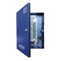 Font Alimentació en Caixa amb clau 12VDC 18A 18ch