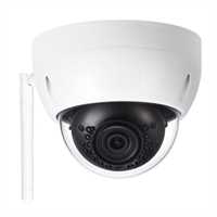 Cámara domo IP 1.3M Wifi DN 3D-NR IR30m 2.8mm IP67 IK10