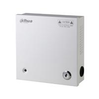 Fuente Alimentación Caja con Llave 12VDC 4A 5 canales