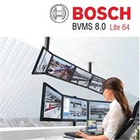 Software BVMS Lite-64 8.0 Lite 64 cámaras