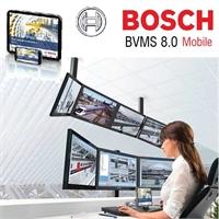 Licencia de expansión de cliente móvil para BVMS 8.0