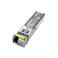 Módulo SFP Monomodo (SM) LC 1.25Gbps 20km 1550nm/1310nm