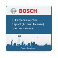 Licencia anual Informe Conteo Cámara IP