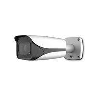 Cámara bullet HDCVI 4K D/N WDR IR100m VFM 3.7-11mm IP67 IK10 Audio Alarma Dual