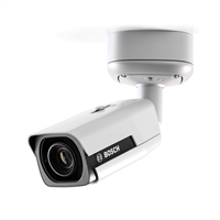 Cámara IP Bullet exterior 2Mp con IR 30m. Varifocal 2,8-12mm PoE IP66 IK08