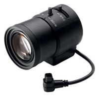 Òptica megapíxel SR varifocal 3,8-13 mm. Sensor 1/2