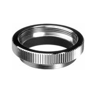 Adaptador para convertir lentes de montaje C a CS.