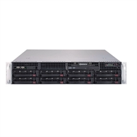 Vídeogravador Divar IP 6000 2U. sensn HDD fins a 128 canals, + llicència 64 canals