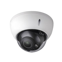 Cámara domo HDCVI 4Mp D/N DWDR VF 2.7-12mm IR 30m IP67 IK10