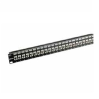 Panel 19'' 24 tomas RJ45 UTP CAT-6 HP