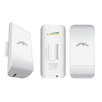 Access Point CPE Exterior Ubiquiti Nanostation LocoM2 2,4GHz
