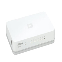 Switch 8 Ports sobretaula 10/100 GO-5W-8E