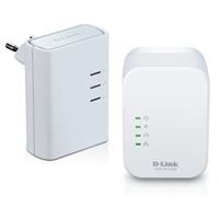 kit Repetidor wifi DHP-W311AV por línea eléctrica PLC