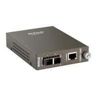 Conversor DMC-700SC de 1000T (RJ45) a 1000SX fibra multimodo (SC) 550m