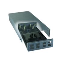 Caixa de distribució F.O. per a 8 SC. Metall