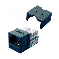 Conector RJ45 cat 6A. UTP keystone