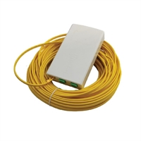 Roseta preconnectada FO 1 SC/APC simple SM 40 mts