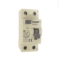 Interruptor Diferencial 2P 40A 30mA AC