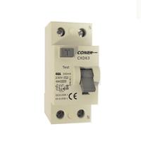 Interruptor Diferencial 2P 40A 300mA AC