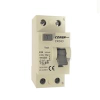 Interruptor Diferencial 2P 63A 300mA AC