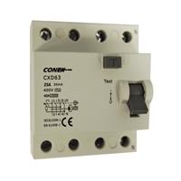 Interruptor Diferencial 4P 25A 30mA AC