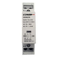 Contactor 2 NO 25A 230V
