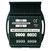 Amplificador estéreo 5+5 W