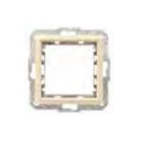 Adaptador amb xassís acoblar mòduls a mecanismes S28. blanc